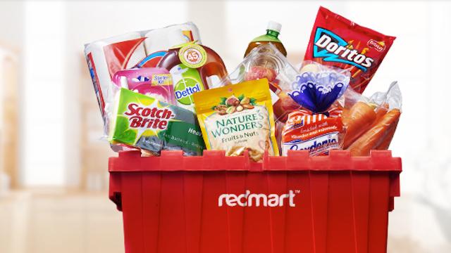 RedMart-online-grocery
