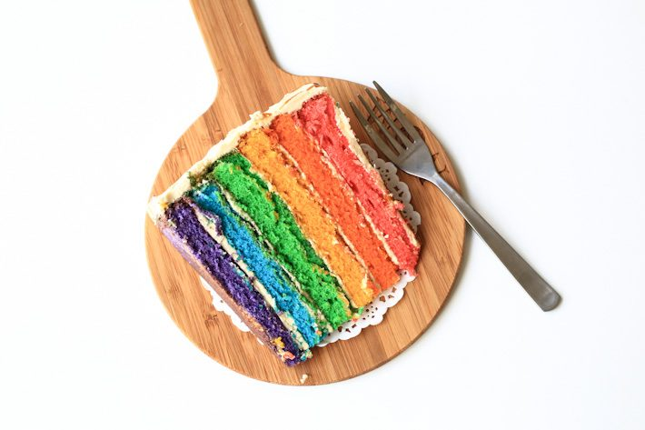 Salted-caramel-rainbow-cake