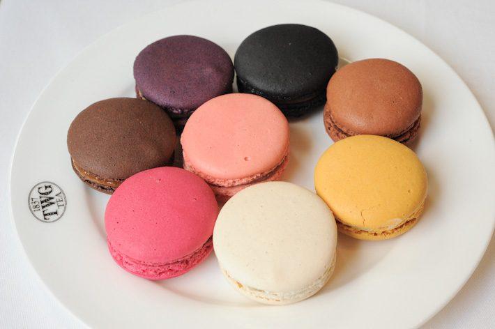 TWG-Macarons